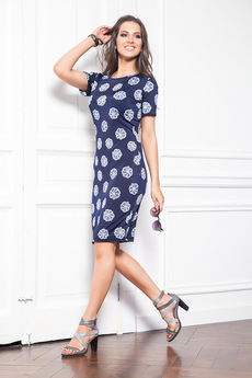 Летнее повседневное платье Angela Ricci